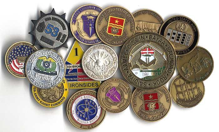 delwells com - Military Coins